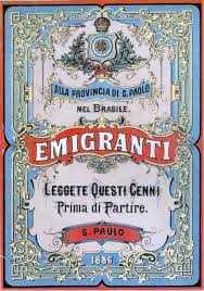 cidadania italiana cartaz