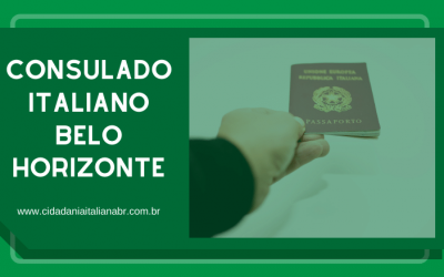 Consulado Italiano Belo Horizonte