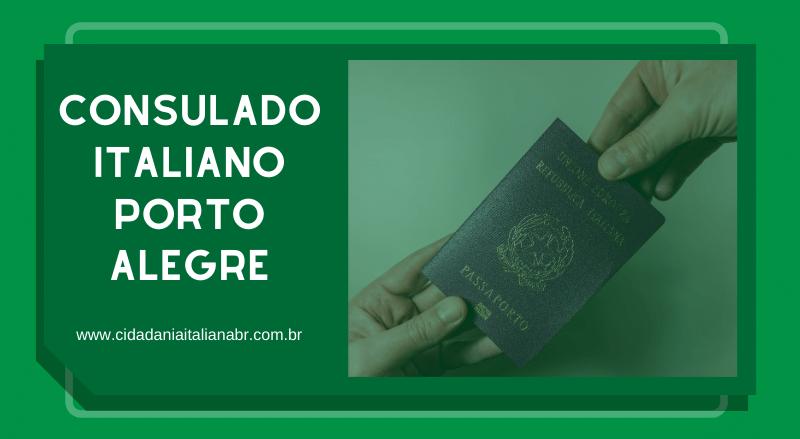 Consulado Italiano Porto Alegre