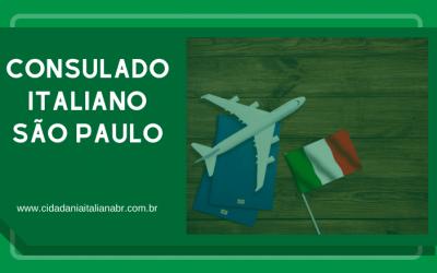 Consulado Italiano São Paulo